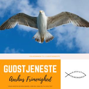 Bekendtgørelse gudstjeneste - Aarhus Frimenighed
