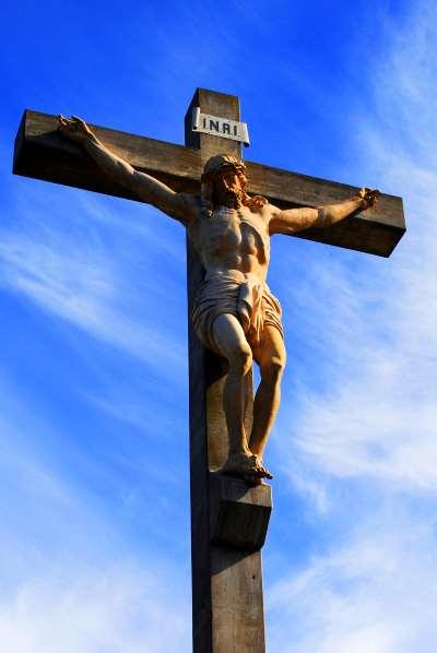 Jesus døde på et kors - Aarhus Frimenighed