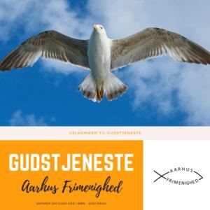 Velkommen til gudstjeneste i Aarhus Frimenighed